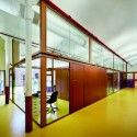Head Offices Of TMC / Batlle & Roig Architects Courtesy of Batlle & Roig Architects