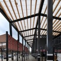Wakefield Market Hall / Adjaye Assocates Courtesy of Adjaye Associates