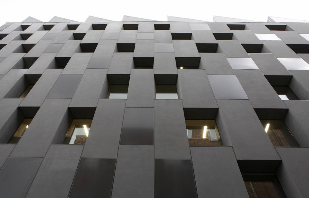 Rivington Place / Adjaye Assocates