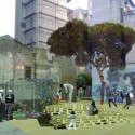 """e_co_llectiva"" Urban Design Project (4) ephemeral flower gardens"