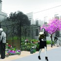 """e_co_llectiva"" Urban Design Project (5) ephemeral flower gardens – flower shops"