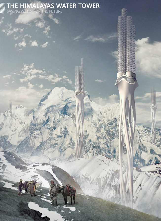 eVolo 2012 Skyscraper Competition Winners Revealed