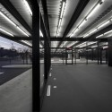 Conversion Of Mies Van Der Rohe Gas Station / Les Architectes FABG © Steve Montpetit