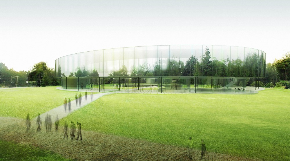 Museum of Contemporary Art of Vojvodina Proposal / ordje Alfirevi &#038; Ana arapi