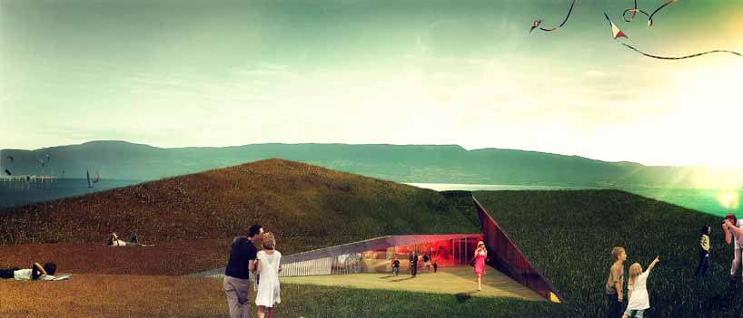 'Stavia 2012′ Hotel-Spa Proposal / Menomenopiu Architects