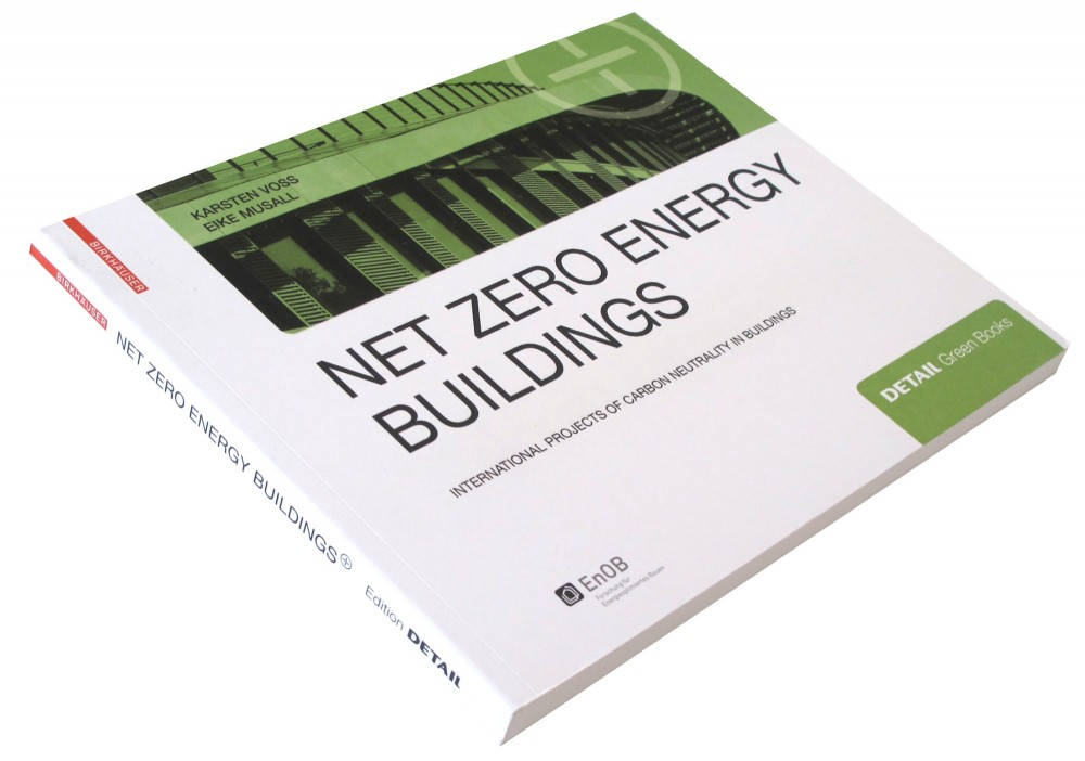 Net Zero Energy Building / Detail Green Books