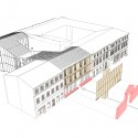 Educational Center in Warsaw (17) diagram 02