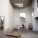 Photography: Wang Shu Projects (47) Campus Hangzhou / © Clement Guillaume