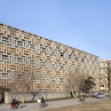 Photography: Wang Shu Projects (42) Campus Hangzhou / © Clement Guillaume
