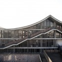 Photography: Wang Shu Projects (38) Campus Hangzhou / © Clement Guillaume