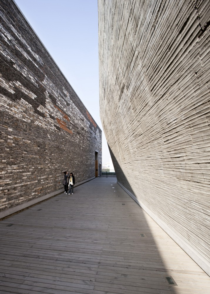 Photography: Wang Shu Projects, by Clement Guillaume