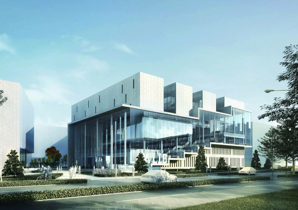 Tsinghua University Law Department Library Proposal / Zhubo