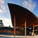 VanDusen Botanical Garden Visitor Centre / Perkins+Will (12) Courtesy of Perkins+Will