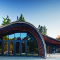 VanDusen Botanical Garden Visitor Centre / Perkins+Will (11) Courtesy of Perkins+Will
