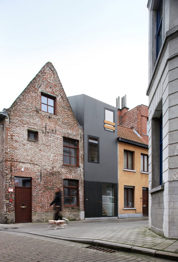 Gelukstraat / Dierendonck Blancke Architecten