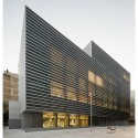 Social Security Administration Building In Barcelona / BCQ Arquitectura  Pedro Pegenaute