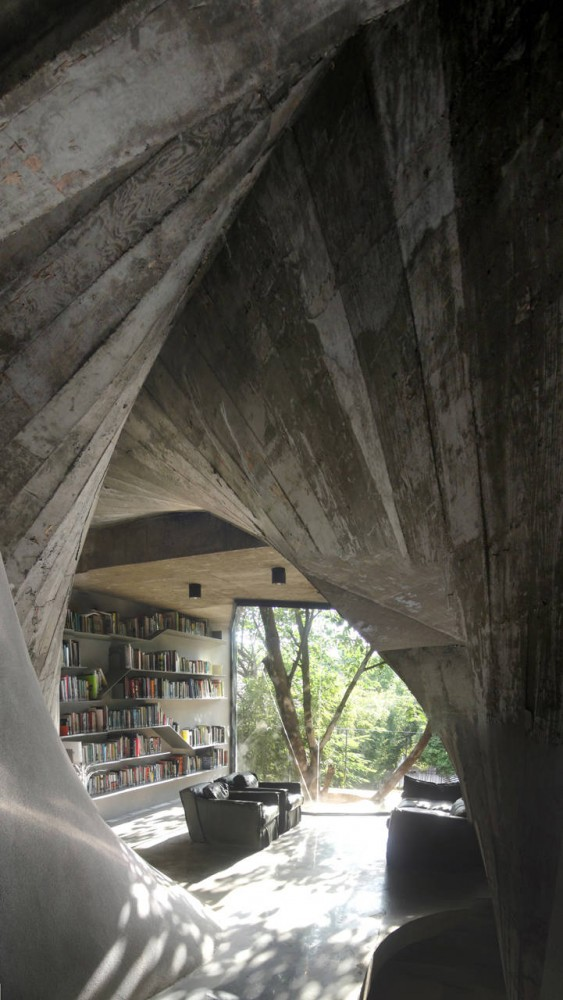 Tea House / Archi-Union Architects