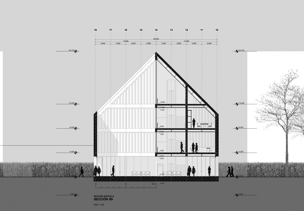 School Farm / Felipe Grallert Architects