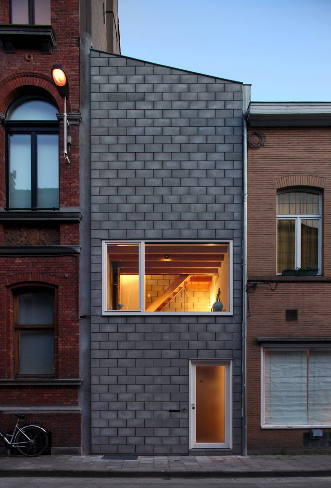 House 12k / Dierendonck Blancke Architecten