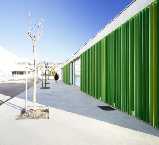 Sant Pere Pescador Kindergarden / Abar + Ovidi Alum | ArchDaily
