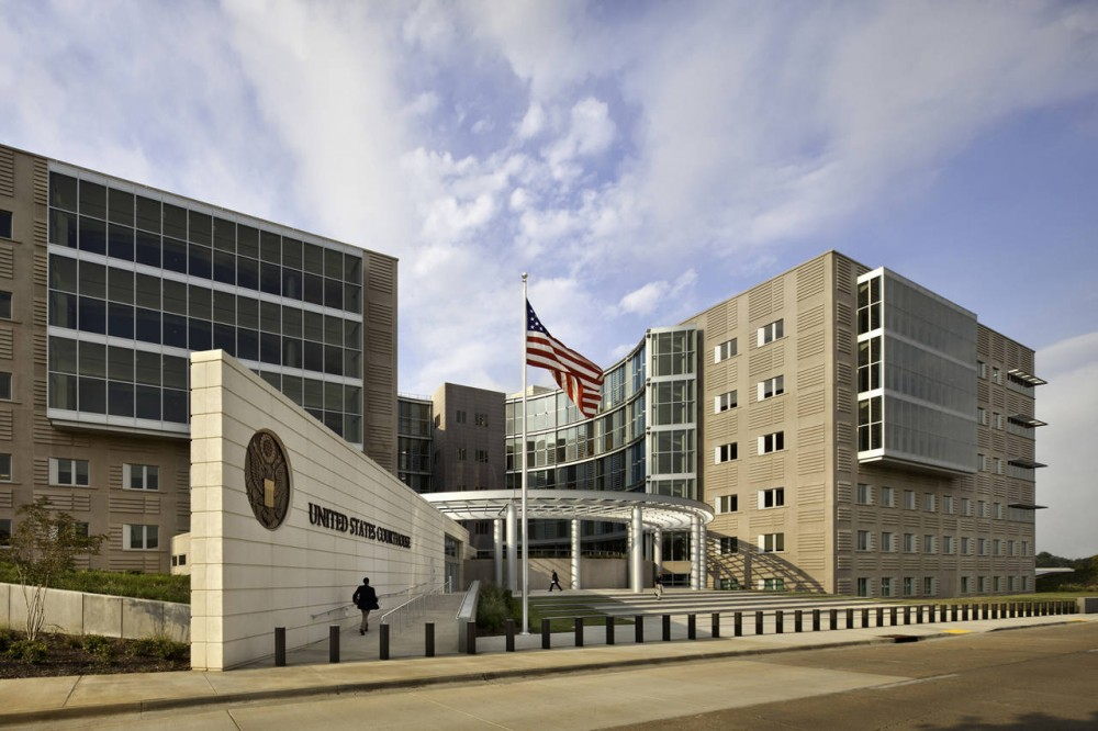 United States Federal Courthouse / H3 Hardy Collaboration Architecture