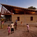 Youth Center In Niafourang / Project Niafourang Courtesy of Project Niafourang