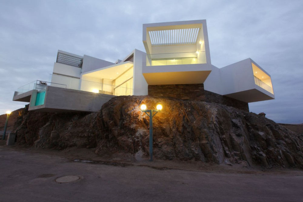 Beach House I-5 / Vertice Arquitectos Courtesy of Vértice Arquitectos