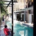 Sunshine Beach Pool House / Bark Design Architects © Claire Plush