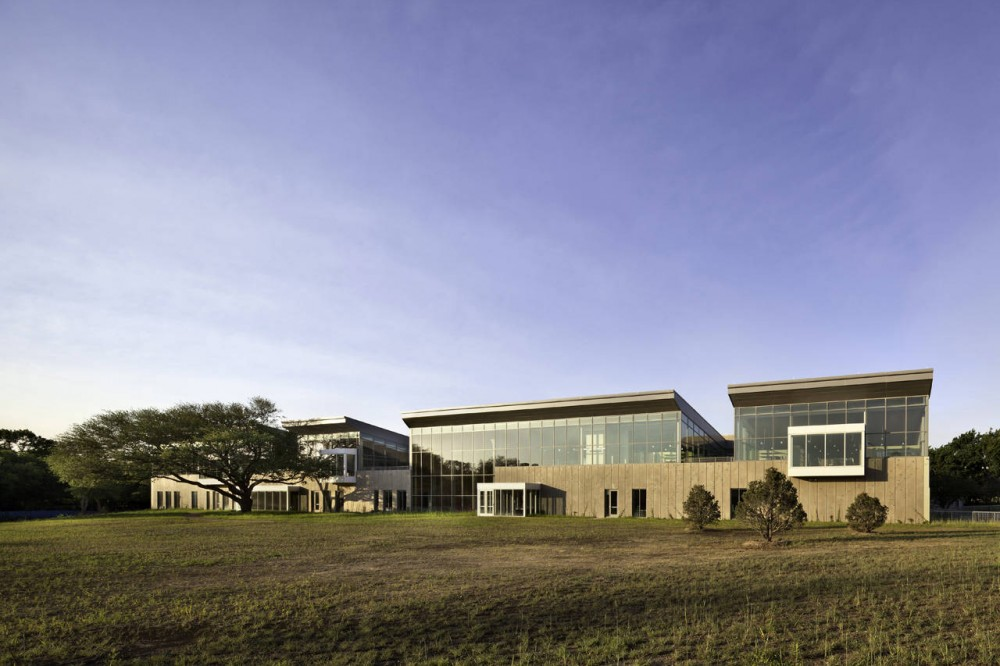 Botanical Research Institute of Texas / H3 Hardy C​ollaboration Architecture