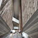 School Of The Arts / WOHA  Patrick Bingham-Hall