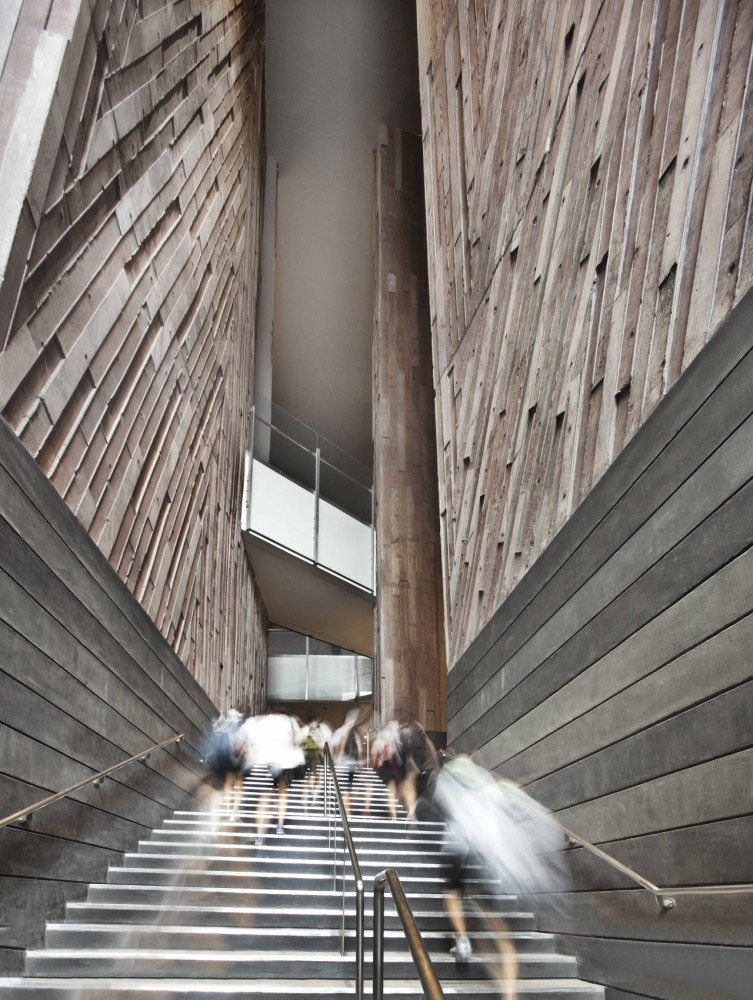 School of the Arts / WOHA