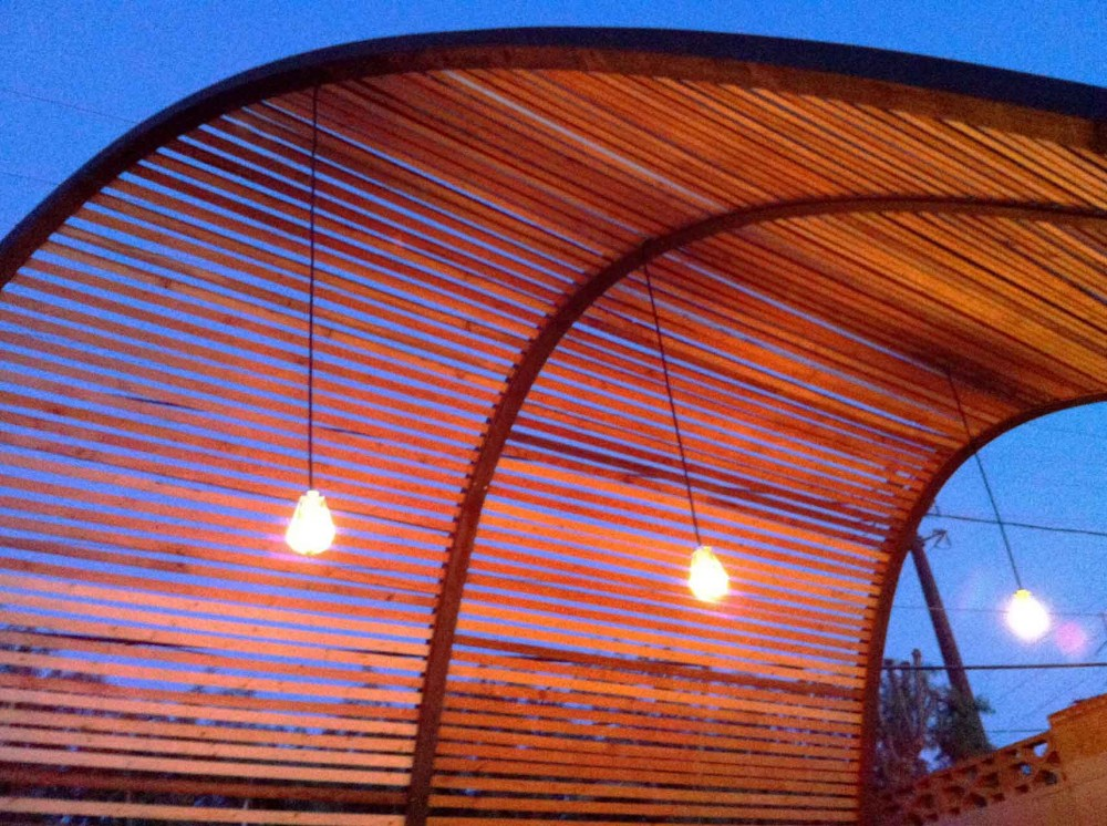 Lavance Shade Screen / Benjamin Hall & Michael Lavance