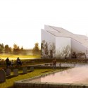 New Church of Vaaler Proposal (1) Courtesy of CEBRA