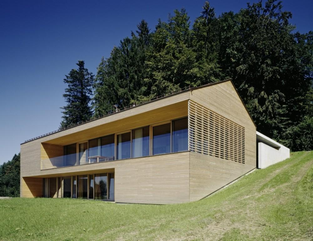 house a dietrich untertrifaller architekten house a. Black Bedroom Furniture Sets. Home Design Ideas