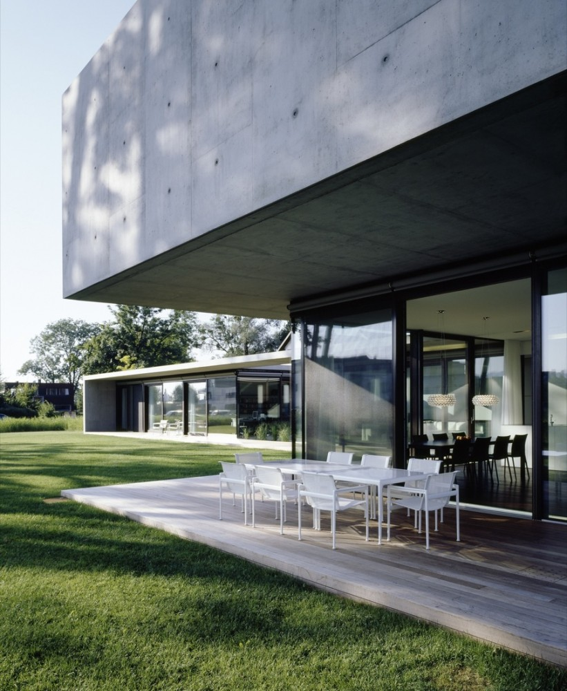 House LK / Dietrich | Untertrifaller Architekten