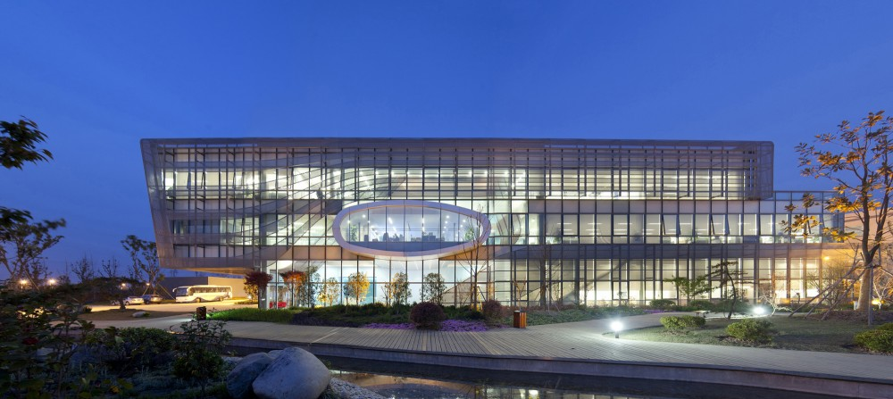 Envision Energy Headquarters / AECOM