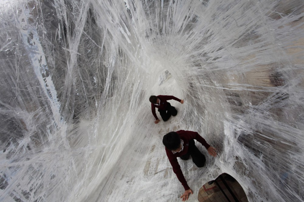 Public Art Installations from Numen / For Use Design Collective