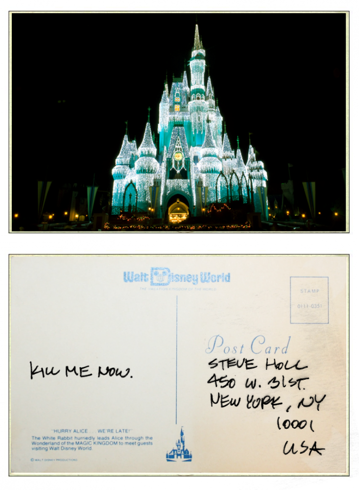 More Postcards from the Architect