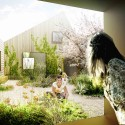 Cancer Counseling Center Proposal (4) sensory garden