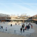 School Center Lucie Aubrac / Dietmar Feichtinger Architectes  Dietmar Feichtinger Architectes