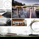 Amsterdam Iconic Pedestrian Bridge Competition Winners (5) 1st prize - Courtesy of Nicolas Montesano, Victor Vila, Boris Hoppek