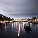 Amsterdam Iconic Pedestrian Bridge Competition Winners (4) 1st prize - Courtesy of Nicolas Montesano, Victor Vila, Boris Hoppek