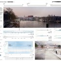 Amsterdam Iconic Pedestrian Bridge Competition Winners (11) 2nd prize - Courtesy of 2:pm architectures