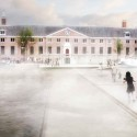 Amsterdam Iconic Pedestrian Bridge Competition Winners (8) 2nd prize - Courtesy of 2:pm architectures