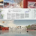 Amsterdam Iconic Pedestrian Bridge Competition Winners (16) honorable mention 01