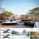 Amsterdam Iconic Pedestrian Bridge Competition Winners (17) honorable mention 02