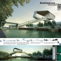 Amsterdam Iconic Pedestrian Bridge Competition Winners (21) honorable mention 06