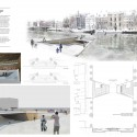 Amsterdam Iconic Pedestrian Bridge Competition Winners (22) honorable mention 07