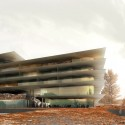 'Stavia 2012′ Hotel Proposal (2) Courtesy of Marciano Architecture