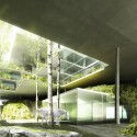 'Stavia 2012′ Hotel Proposal (4) Courtesy of Marciano Architecture